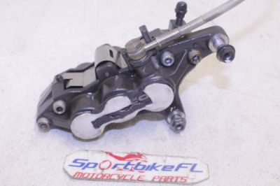 Sell 99-07 SUZUKI HAYABUSA GSXR GSX-R 1300 OEM RIGHT FRONT BRAKE CALIPER PADS LINE motorcycle in Kissimmee, Florida, United States, for US $39.95