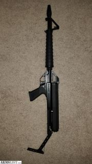 For Sale/Trade: Calico M100 w/ 100rd Magazine!