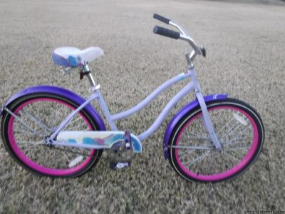 Cranbrook Girls' Cruiser Bike with Perfect Fit Frame by Christopher Metcalfe Creations