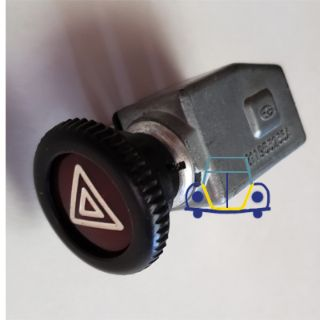 VW Emergency Hazard Flasher Switch Complete 68/73