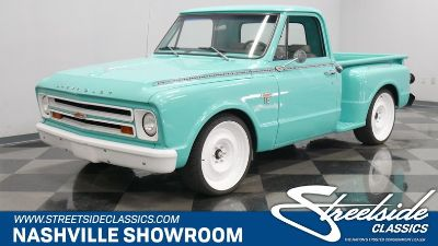 1967 Chevrolet C10 Restomod