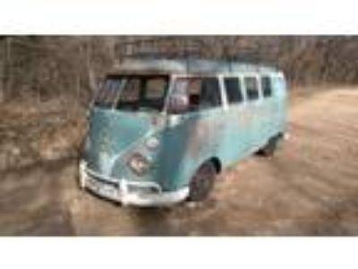1962 Volkswagen Bus Vanagon Standard 11 Window