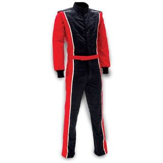 Buy Impact Racing 24215707 Racer Suit SFI 3.2A/5 Rated Red & Black motorcycle in Delaware, Ohio, United States, for US $599.00