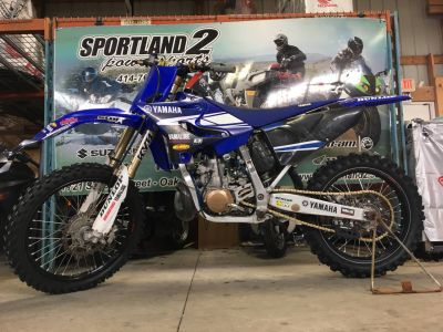 2016 Yamaha YZ250 Motocross Off Road Oak Creek, WI