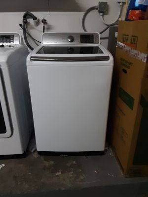 Samsung VRT, Smart Care Washer
