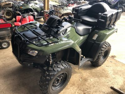 2017 Honda FourTrax Rancher 4x4 DCT IRS ATV Utility Greeneville, TN