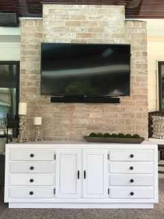 Dresser TV Stand Changing Table Buffet Entryway Table