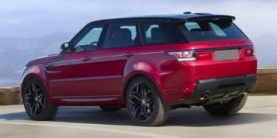 2016 Land Rover Range Rover Sport Supercharged (White)