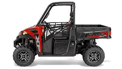 2015 Polaris Ranger XP 900 EPS Utility SxS Utility Vehicles Hays, KS