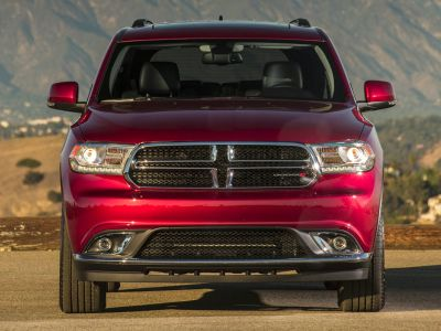 2019 Dodge Durango SXT (White)