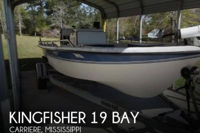 1994 Kingfisher 19 Bay Fish