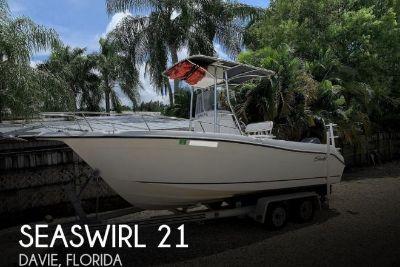 2003 Seaswirl 21