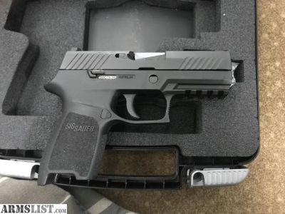 For Sale: Sig Sauer P320 like new