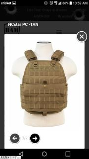 For Sale/Trade: Condor vest with 2 ar500 plates