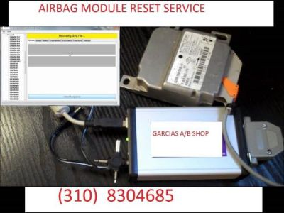 Purchase HONDA ACURA AIRBAG MODULE COMPUTER SDM RCM SAS ACU RESET SERVICE motorcycle in Carson, California, United States, for US $40.00