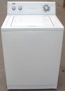 WASHER- ESTATE SUPER CAPACITY WITH WARRANTY