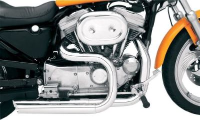 Find BASSANI XHAUST HS-XL-3215F PRO-STREET HEAT SHIELD REPLACEMENT HARLEY XL 07-12 motorcycle in Plymouth, Michigan, United States, for US $107.96