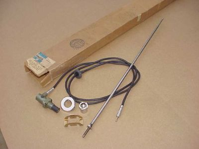 Find 1968 69 70 Dodge Charger NOS MoPar ANTENNA PACKAGE motorcycle in Fairmount, Georgia, United States, for US $195.00