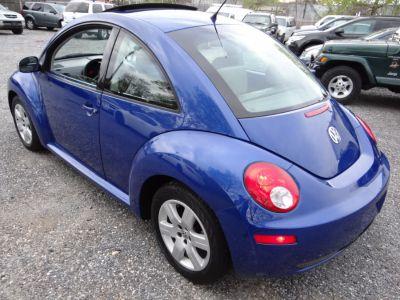 2007 Volkswagen New Beetle 2.5 (Laser Blue)