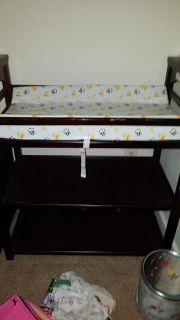 changing table n pad
