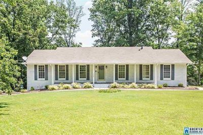 A little slice of heaven on 2 Acres in Vestavia!