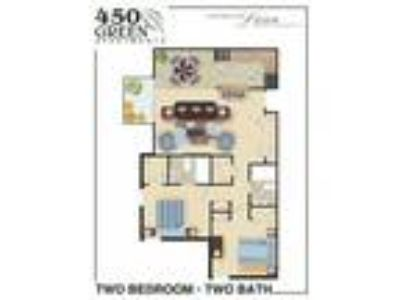 450 Green Apartments - Two BR, Two BA