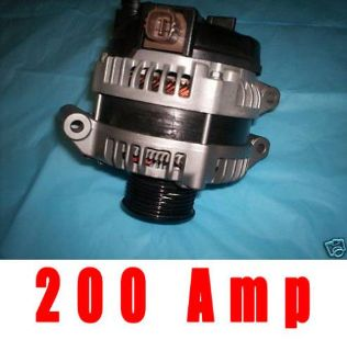 Find NEW ALTERNATOR Honda Accord Civic 03 04 05 06 2007 HIGH AMP 2.0L 2.4L Generator motorcycle in Porter Ranch, California, United States, for US $209.83