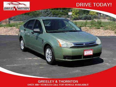 Used 2008 Ford Focus for sale