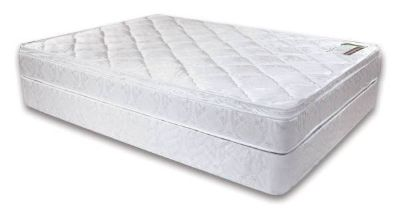 "New! QUEEN or KING 9"" Pillowtop Mattress FREE DELIVERY starting"