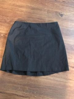 Body by Victoria - Victoria Secret- black mini skirt. Very cute on. Size 8. Like new.