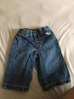 3/6mth baby boy jeans