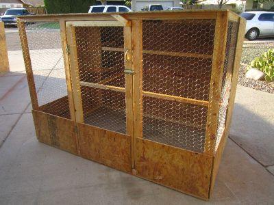 Chicken Coop for sale in Phoenix Arizona $160 starter