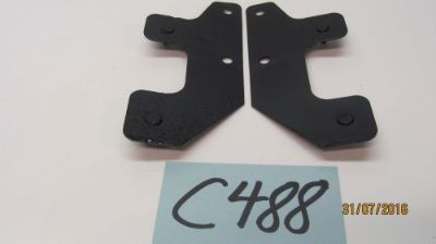 Buy USED OEM '77 - '81 MGB MUD SHIELD MOUNTS / IN ENGINE COMPARTMENT C488 motorcycle in Apopka, Florida, United States, for US $35.00