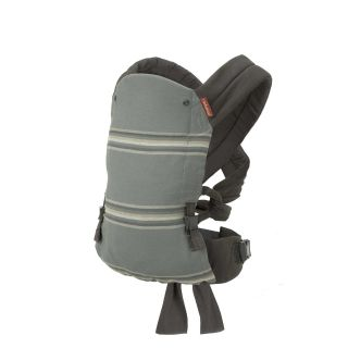 Infantino Close Ties Natural Fit Baby Carrier in Grey