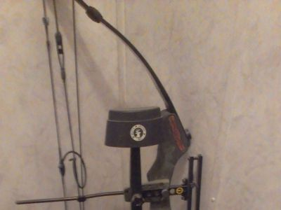 martin compound bow m-cat 44