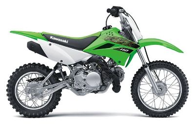 2020 Kawasaki KLX 110 Motorcycle Off Road Oklahoma City, OK