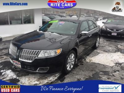 2011 Lincoln MKZ Base (BLACK)
