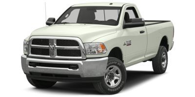 2016 RAM 2500 2WD Regular Cab 8 Ft Box Trade (Bright White Clearcoat)