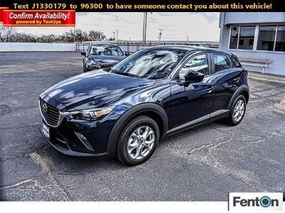 2018 Mazda CX-3 Sport AWD (BLUE)