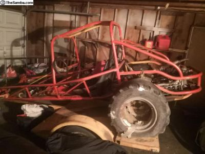 Project dune buggy plenty potential