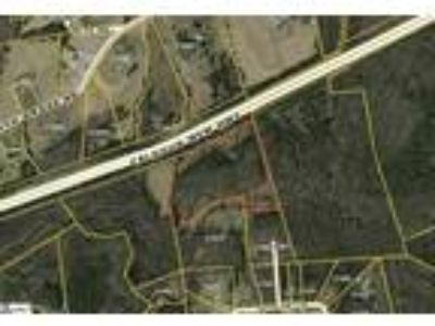Prime 17+ acre tract with frontage on HWY 123...