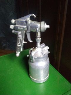 TITAN PRO FINISH PAINT SPRAYER