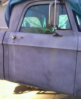 Buy !!RARE !! DODGE TRUCK DOOR 1968 1969 1970 1971 SWEPTLINE POWER WAGON motorcycle in Atascadero, California, United States