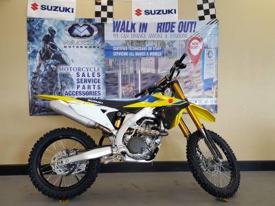 2018 Suzuki RM-Z450 Motocross Motorcycles Melbourne, FL