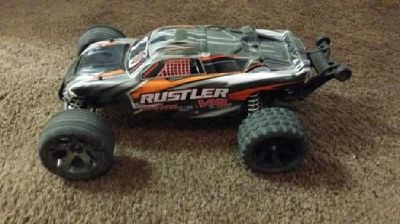 Traxxas RC Car (75+ Mph)