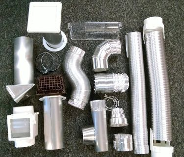 Bulk new Venting Air Vent Duct products ~ pipe elbows deflectors