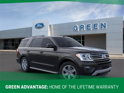 2019 Ford Expedition (Black Metallic)