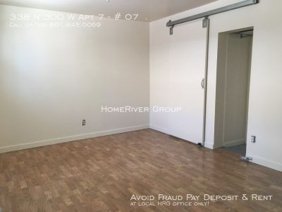 Newly Renovated Marmalade District Studio available 5/24!