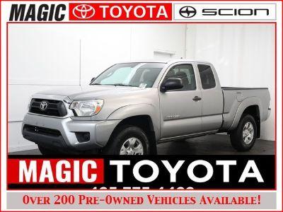 2015 Toyota Tacoma PreRunner