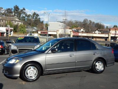 2004 Honda Civic Hybrid 4dr Sedan